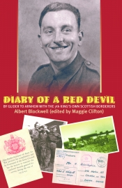 Diary of a Red Devil : By Glider to Arnhem with the 7th King's Own Scottish Borderers