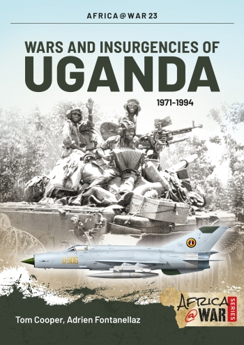 Wars and Insurgencies of Uganda : 1971-1994