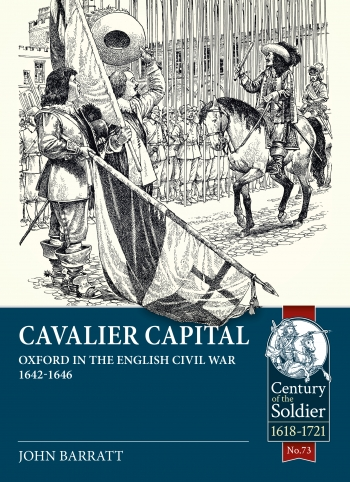 Cavalier Capital : Oxford in the English Civil War 1642-1646