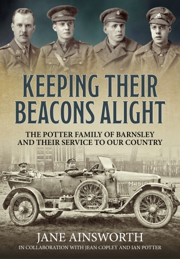 Keeping Their Beacons Alight : The Potter Family and Their Service to Our Country