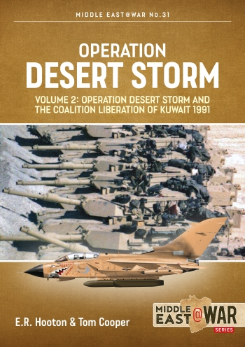 Desert Storm  Volume 2 : Operation Desert Storm and Aftermath