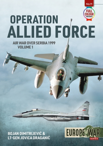Operation Allied Force : Air War over Serbia, 1999