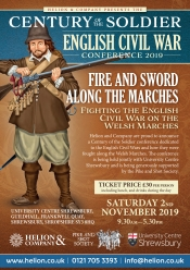 Century of the Soldier English Civil War Conference 2019