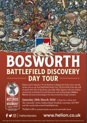 Bosworth Battlefield Discovery Day Tour