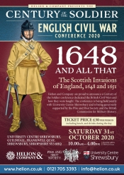 Century of the Soldier English Civil War Conference 2020